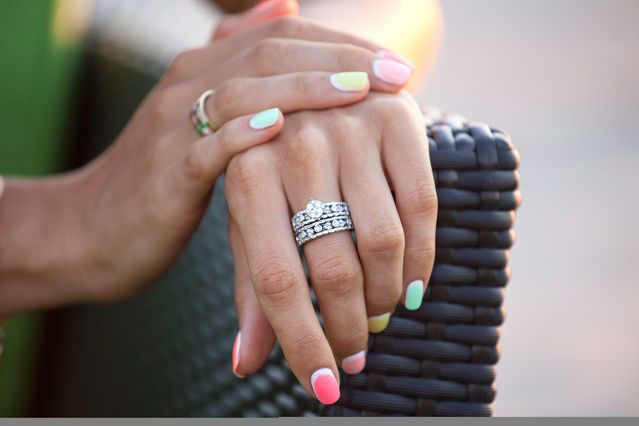 How To Wear Wedding Rings.Your Wedding Ring What To Do With It When The Marriage Ends