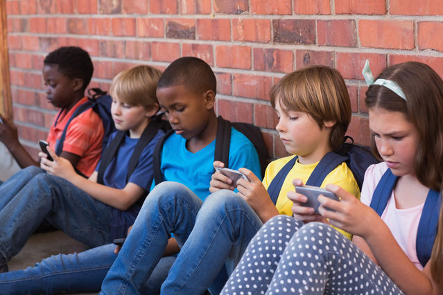 How the Tech Industry Uses Psychology to Hook Children