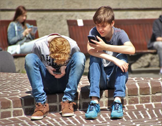 Who's More Addicted to Their Phones? Kids or Parents?