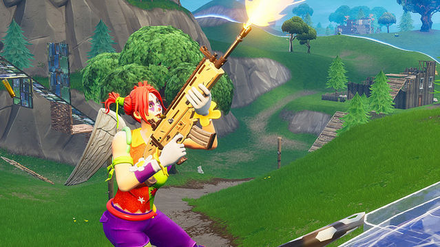 Fortnite: Violent, Compelling, and (Sometimes) Manageable