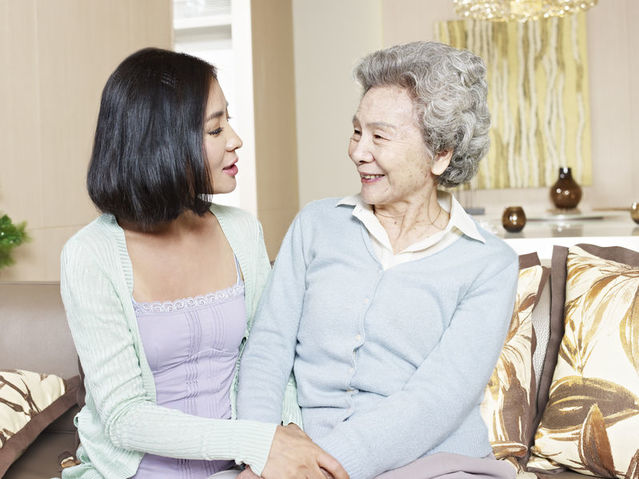 Changing Adult Relationships with Your Aging Parents