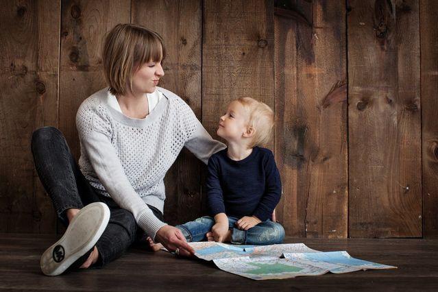 The Secret To Teaching A Child Empathy