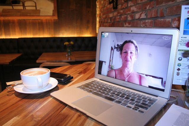 Don't Call Your Mom—Video Chat Instead