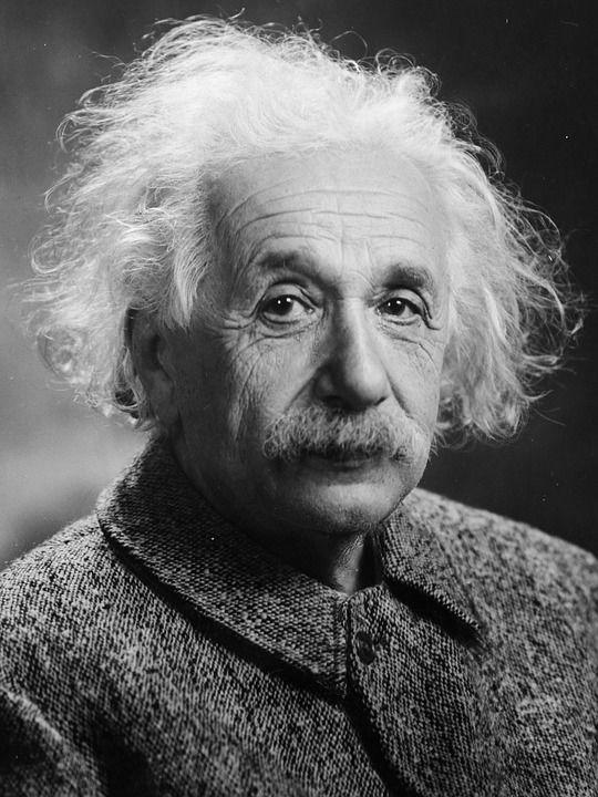 Einstein on Love