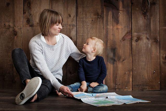 Stressed Parents—Voila, Stressed Kids