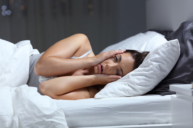 The Connection Between Sleep and Pain
