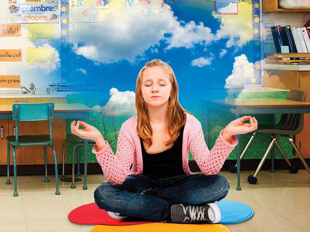 Global Trend: Mindfulness in Schools