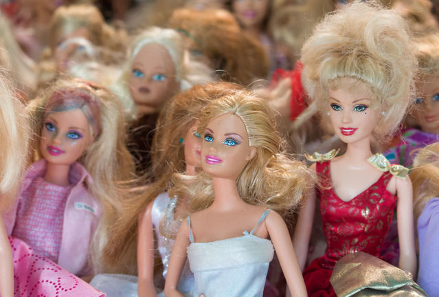 I Met a Real Live Barbie Doll (And She's a Famous Scientist)