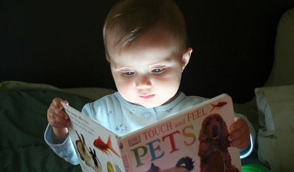 Why Are Children's E-books Unpopular And Why Should We Care?