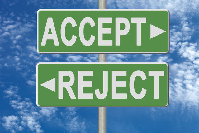 Taking Charge of College Rejections