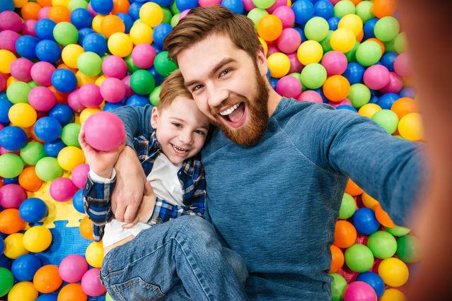 Why Preschool Teachers Like Having Dads Involved