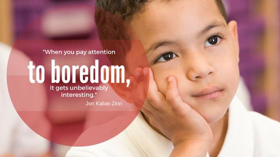 The Brain Benefits of Boredom