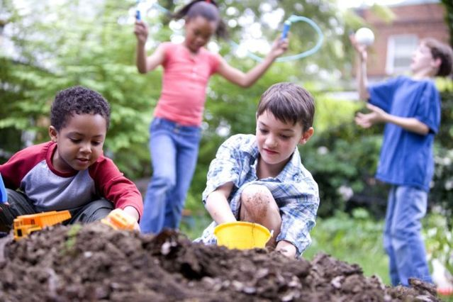 How Can We Restore Children's Independent Outdoor Play?