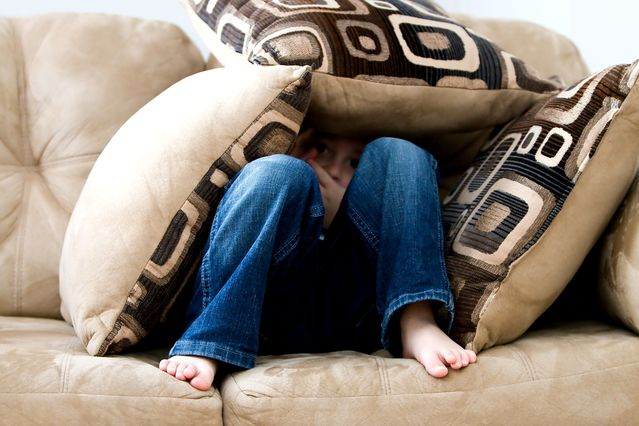 5 Reasons for High Anxiety in Childhood Autism