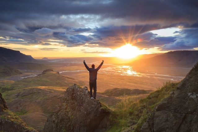 Perseverance Cultivates Purposefulness and Boosts Resilience