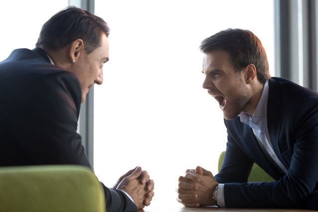 The Secret to Avoiding Arguments with Difficult People