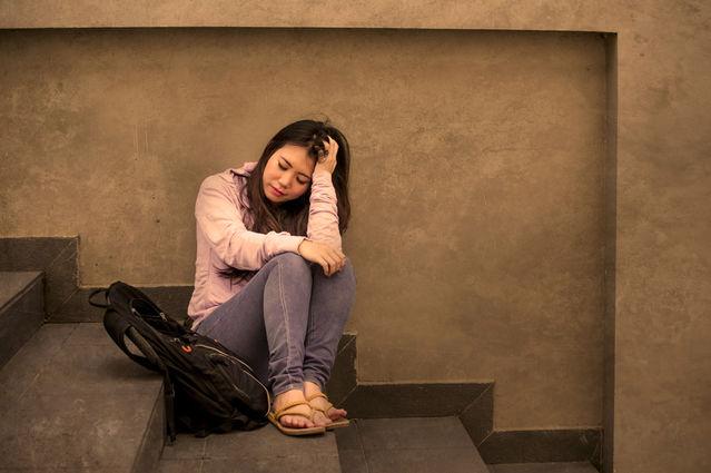 Gender Gap in Teen Suicide Is Narrowing, Study Finds