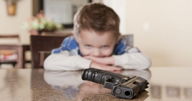 Media Characters Who Use Guns May Encourage Kids to Use Guns