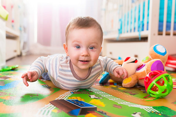 Seeing the World from Your Baby's Point of View | Psychology Today