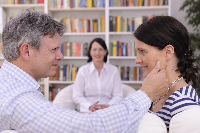 Myths About Couples Therapy