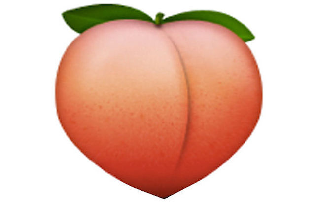 The Curious Case of the Peach Emoji and the President