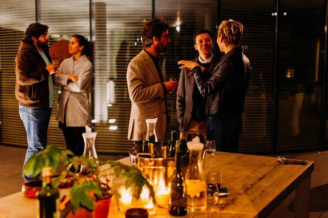 Managing the Stress Around the Office Party - Psychology Today