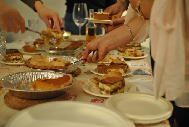 Why the Mind is Like a Thanksgiving Dinner