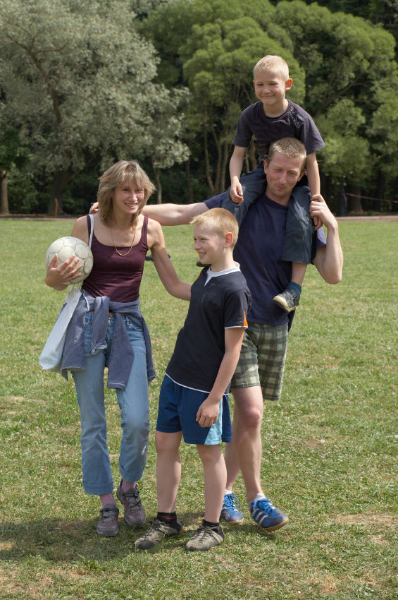 How to Help Your Marriage Survive Youth Sports