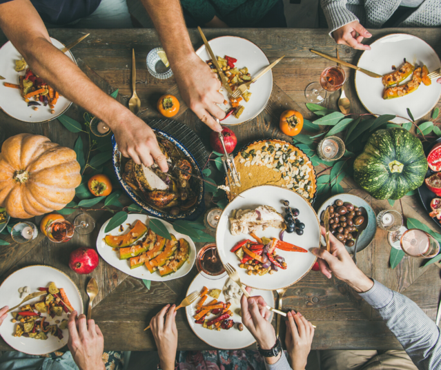 Want to Have a Less Anxious Thanksgiving with Your Family? - Psychology Today