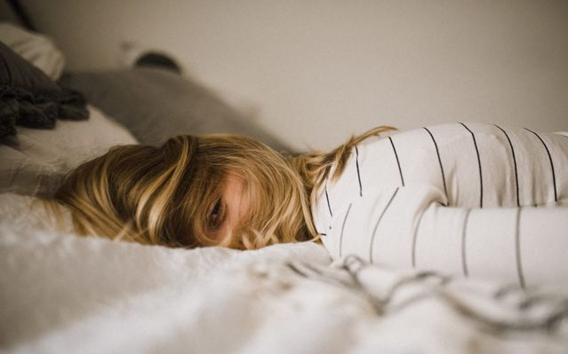 1 in 5 of Us Sleeps with Our Eyes Open; Are You one of Them? thumbnail