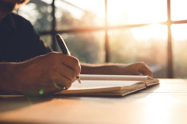 Reduce Stress and Anxiety Levels with Journaling   Psychology Today