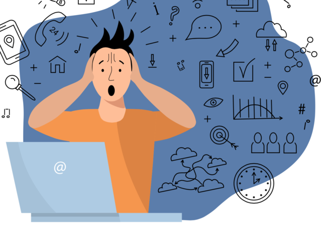 Is Information Overload Hurting Mental Health?