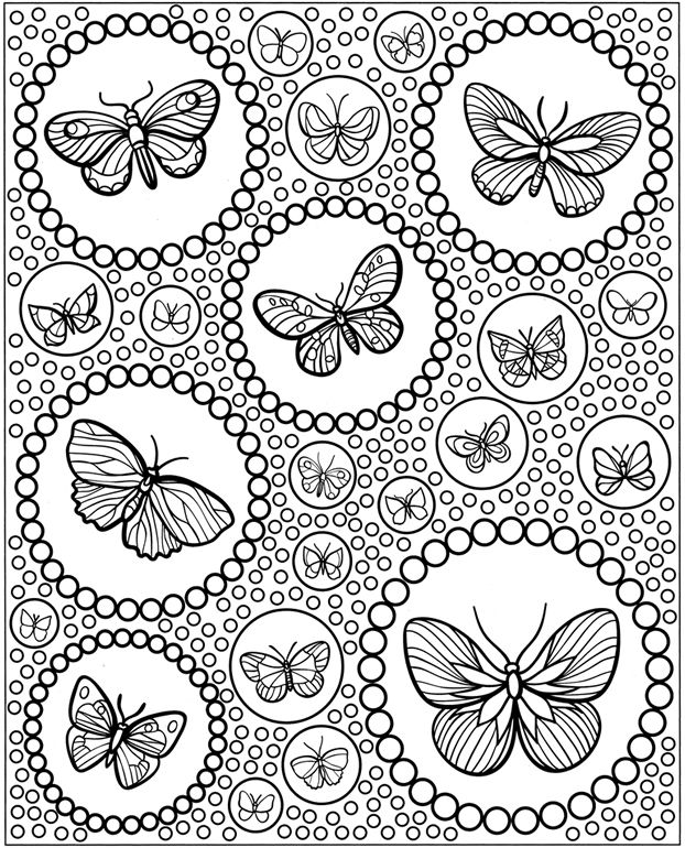 p sychology coloring pages - photo#18