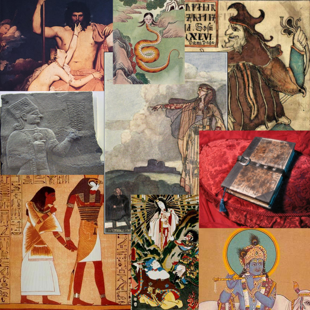 What Mythology Reveals About The Mind Psychology Today