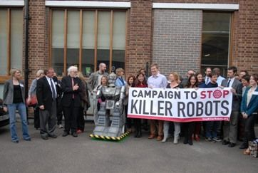 Image result for attack of the killer robots