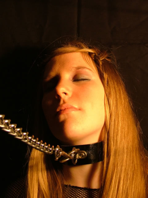 Collar bdsm site