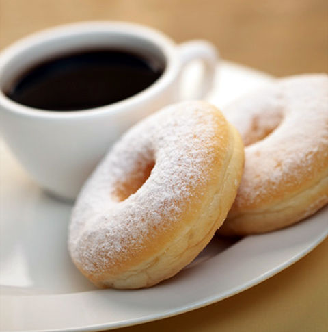 This Is Why You Wanted Coffee And Donuts This Morning