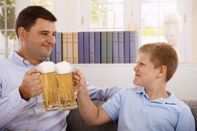 Why Do Men Drink Beer All The Time