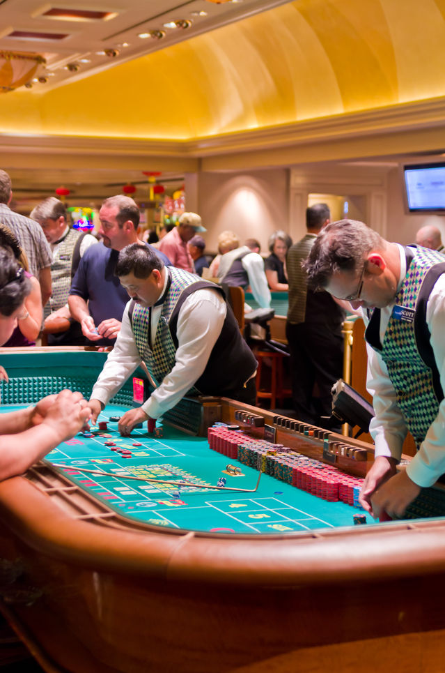 Funny craps terms
