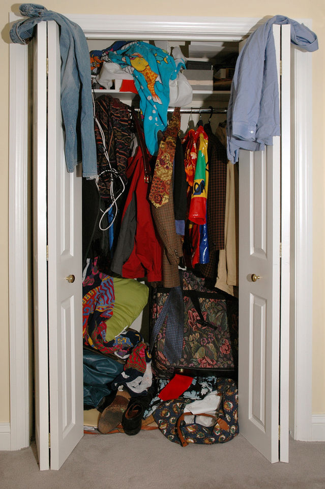 How Prospect Theory Clutters Up Our Closets | Psychology Today