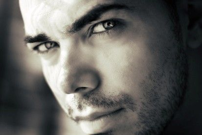 Sexual attraction through eye contact