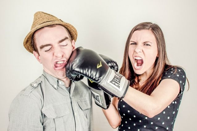 4 Things You Cant Do When You Argue With Your Partner Psychology