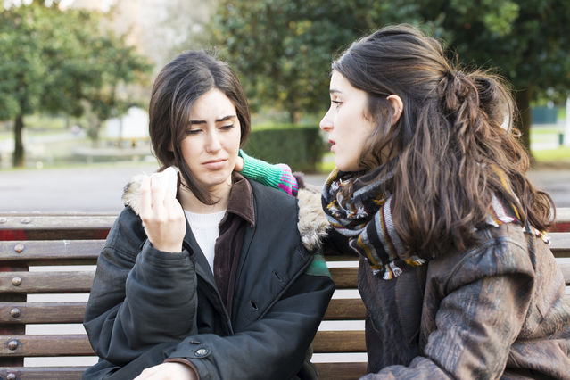 The Worst Things to Say to Someone Who's Mourning