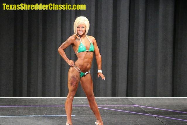 Women Mature female muscle
