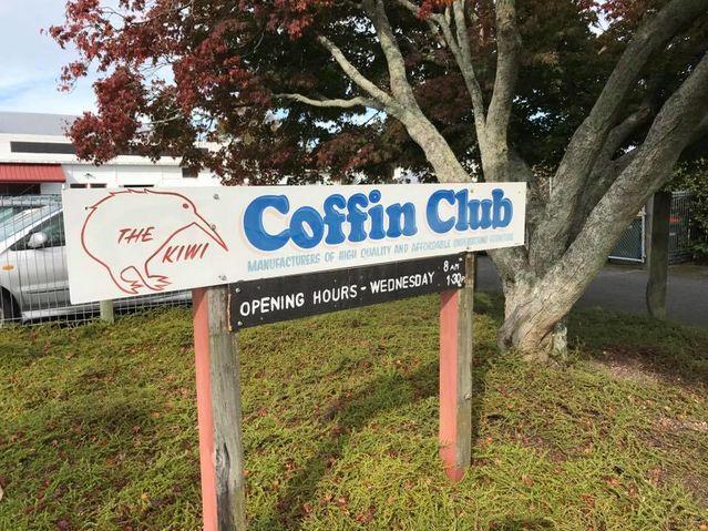 Ulverstone Community Copffin Club Facebook Page