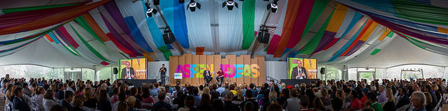 Aspen Ideas Festival/Photographer Dan Bayer
