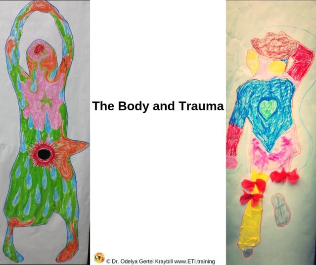 Dr. Odelya Gertel Kraybill Expressive Trauma Integration