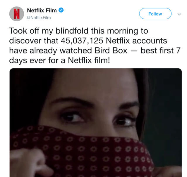 Is 'Bird Box' About Mental Health? | Psychology Today