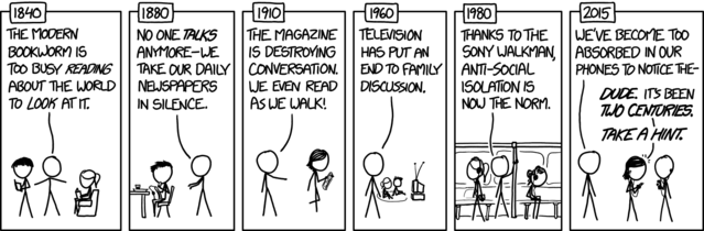 xkcd. Creative Commons Attribution-NonCommercial 2.5 License.