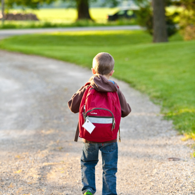 Back to School With a Sensitive Kid? | Psychology Today